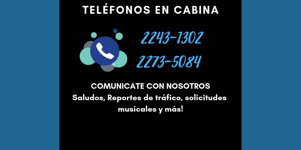 Teléfonos YSUCA