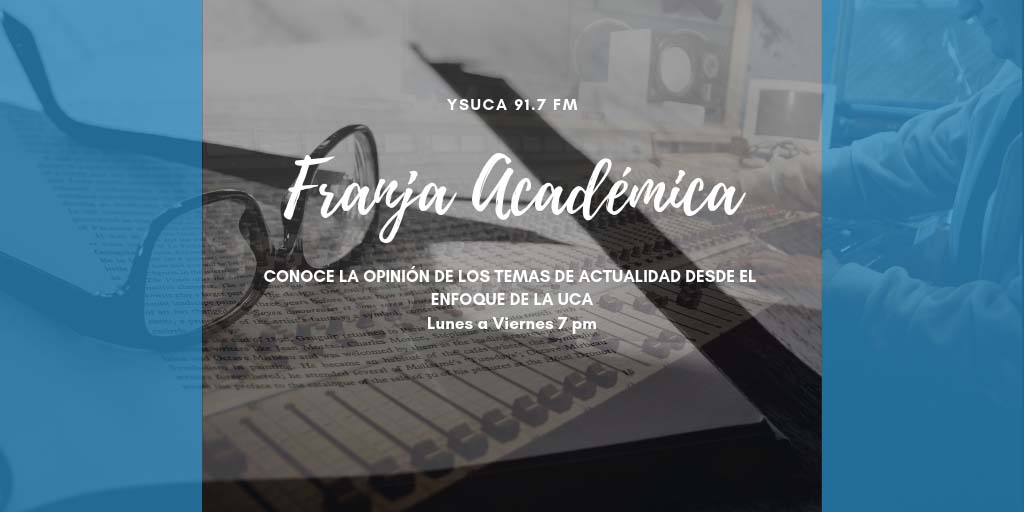 Franja Académica – Lunes a Viernes 19:00