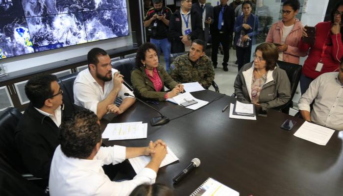 Ministerio de Medio Ambiente advierte de posibles desborde de ríos