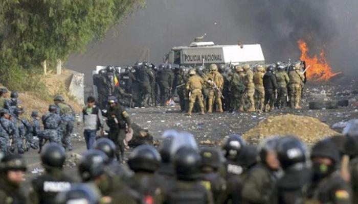 Represión policial en Senkata deja tres bolivianos muertos y al menos 30 heridos