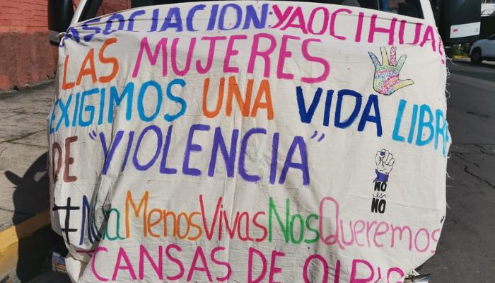 Más de 80 feminicidios y 2 mil denuncias por violencia sexual en lo que va del año, registra la organización Las Dignas